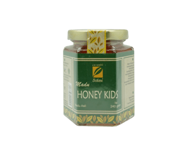 Madu Kids 240 Gram Ipb Store Healthy & Natural Products 2X Penyaringan