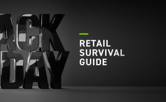 A Retailer's Guide to Surviving Black Friday cover image