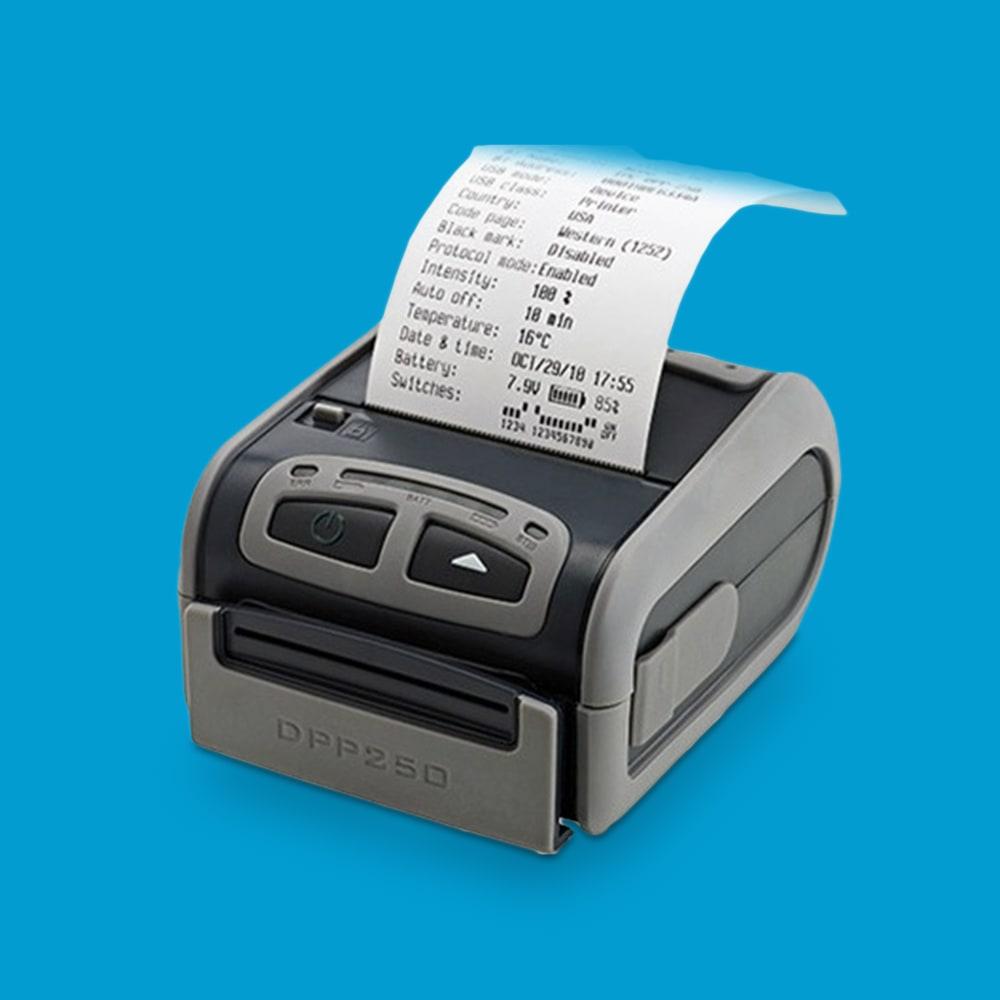DPP-250 Mobile Bluetooth Printer