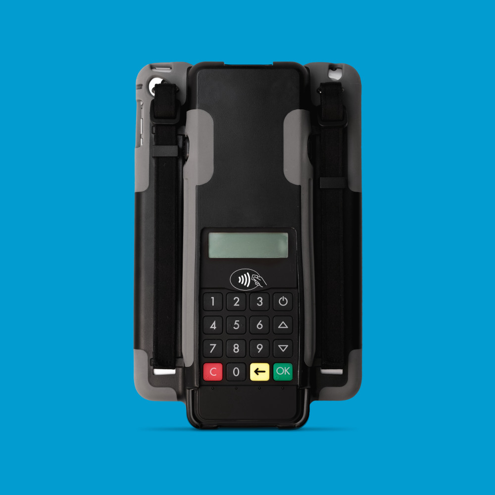 Infinite Peripherals Infinea mPOS Tab with EMV chip and pin