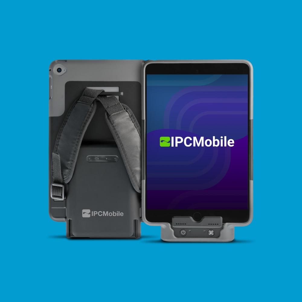 Infinite Peripherals Infinea Tab C iPad Mini with mag stripe reader (MSR)