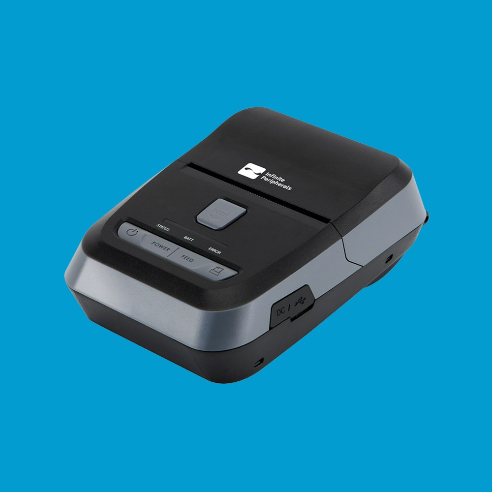 Infinite Peripherals MP22 with NFC, MSR, and receipt and label printing