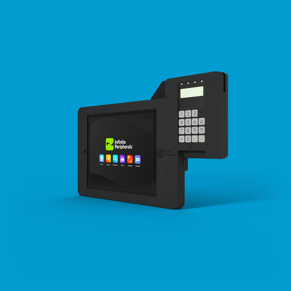 Infinite Peripherals Omni One Payment with EMV chip and pin