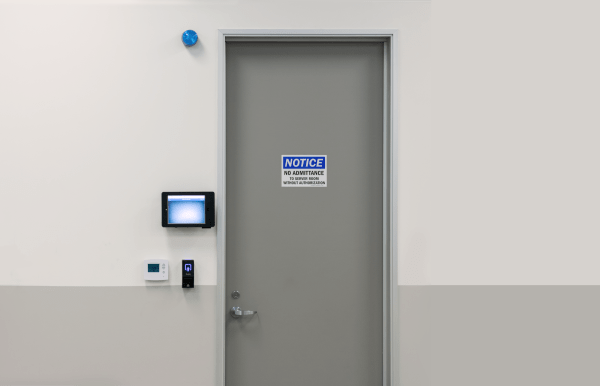 Key Injection Room Privacy