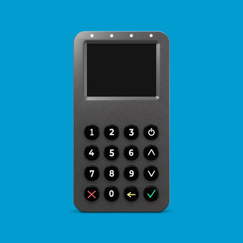 Infinite Peripherals Infinea Bluepad 2.0 EMV certified
