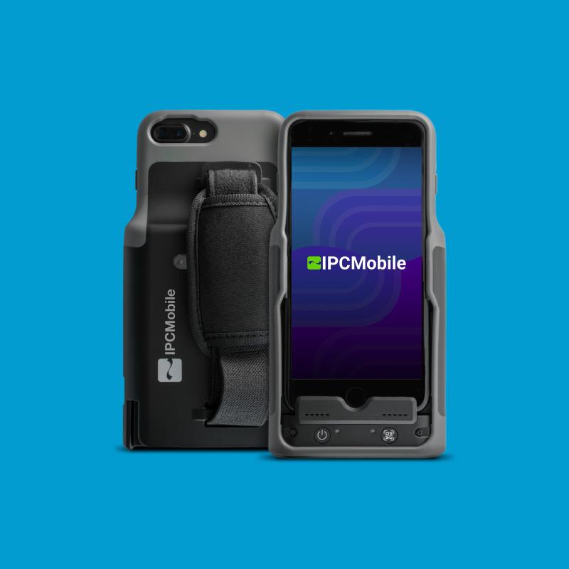 Infinea Tab C iPhone Plus with mag stripe reader (MSR)