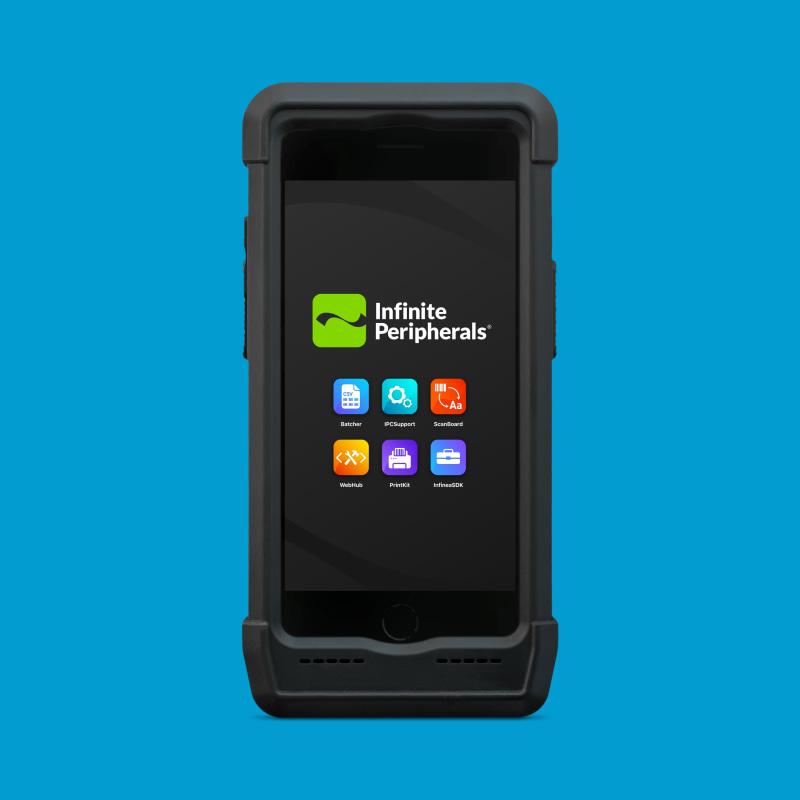 Infinite Peripherals Linea Pro 7 Plus with RFID