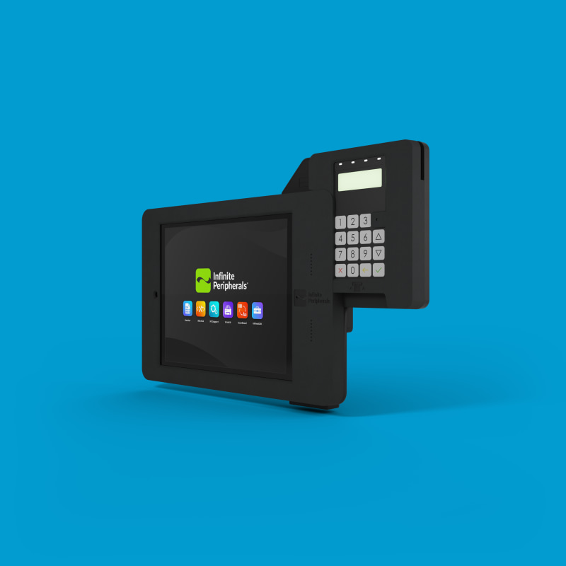 Infinite Peripherals Omni One Scan Payment with EMV chip and pin