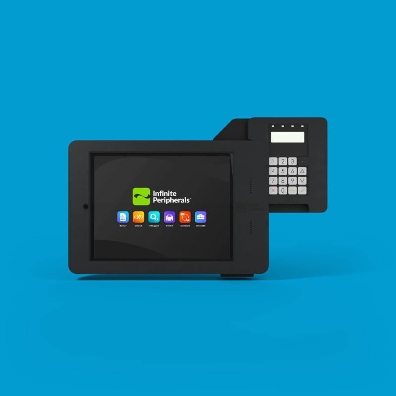 Infinite Peripherals Omni One Scan Payment with mag stripe reader (MSR)
