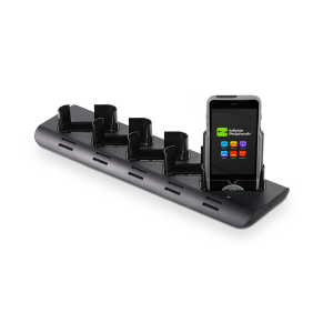 5 Unit Charging Station for Infinea Tab M for iPhone 6 Plus with Flexcase