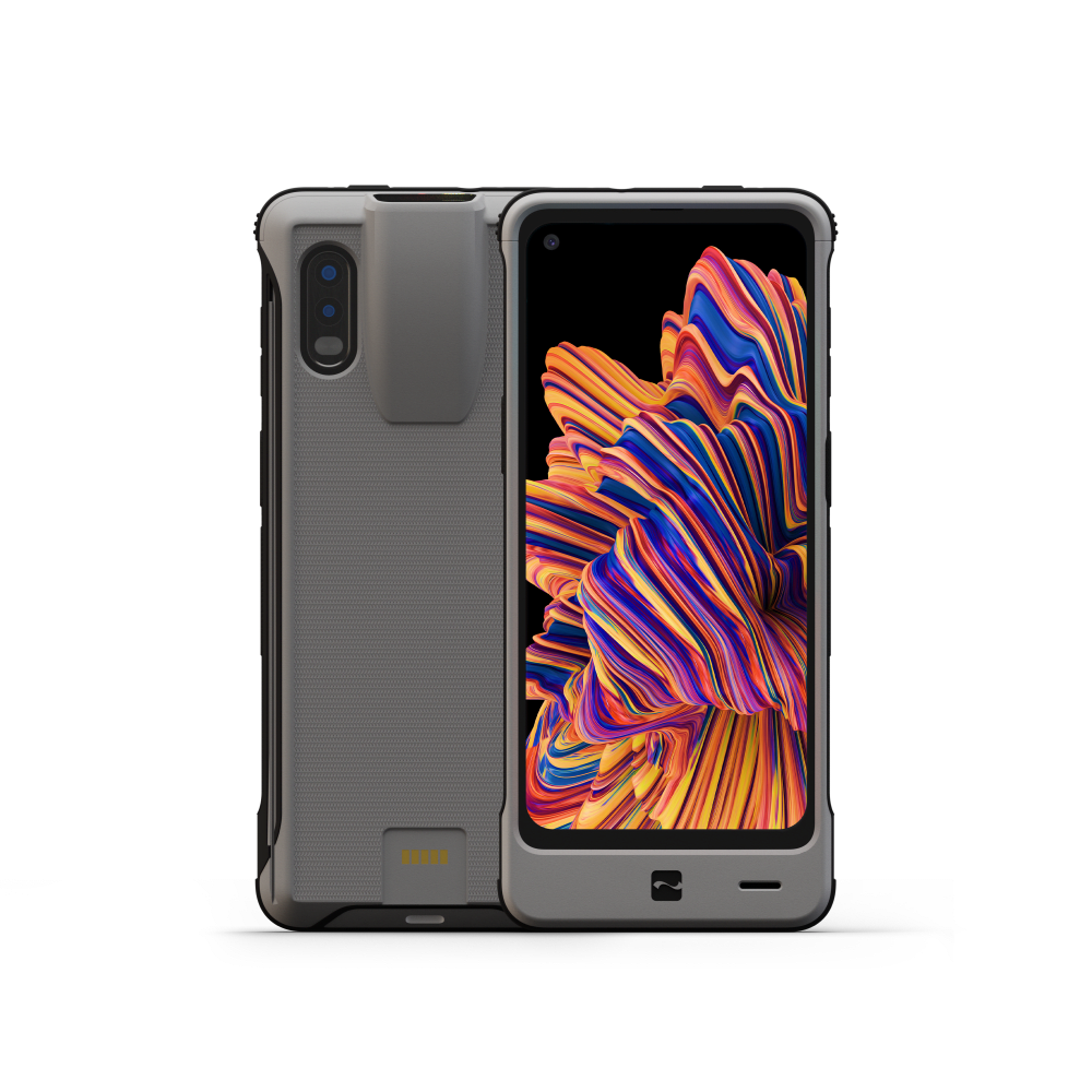 XCover Pro Front and Back