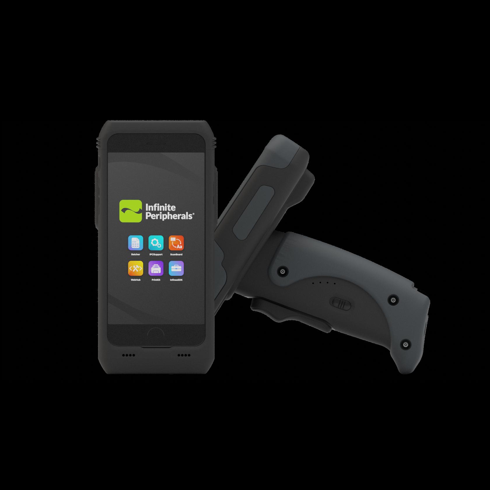 Linea Pro 7i and Pistol Grip