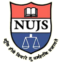 Logo National University of Juridical Sciences, Kolkata