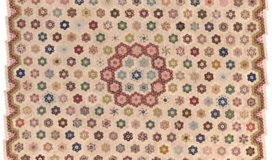Hexagon Mosaic