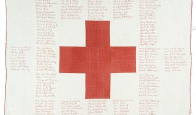 Red Cross Quilt