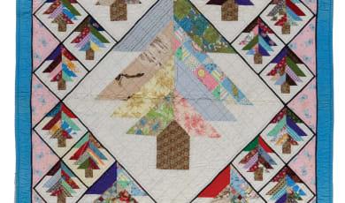 Big Tree crib quilt