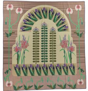 'Art Nouveau Quilt'
