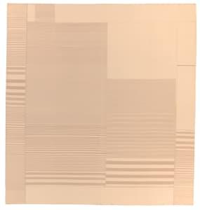 """Engineered Quilt- """"Rippling Waves Series II-II"""""""