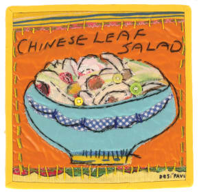 Chinese Leaf Salad