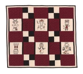 Hopi Tiles Quilt