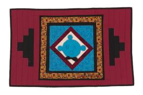 Hopi Mudhead Quilt