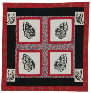 Hopi Butterfly Quilt