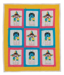 Hopi Kachina Quilt