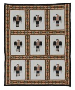 Hopi Eagle Quilt