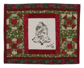 Hopi Christmas Bell Quilt