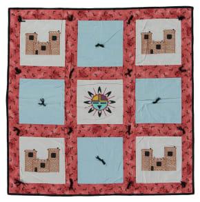 Hopi Pueblo Quilt