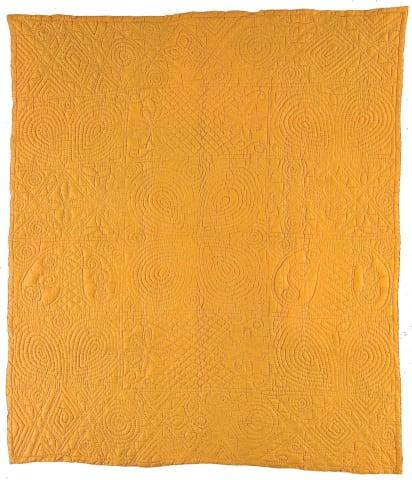 Whole Cloth Quilt Photo