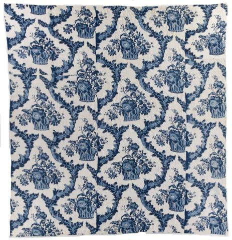 Whole Cloth, Blue Resist