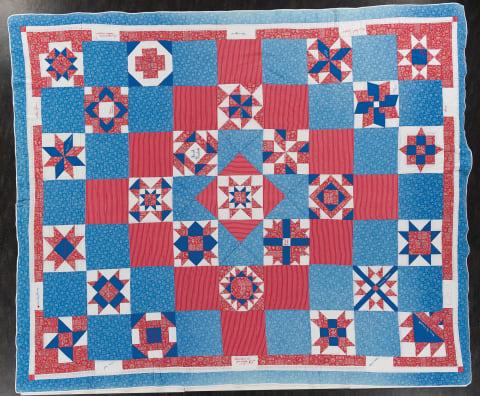 Bicentennial Friendship Quilt 1976-1978