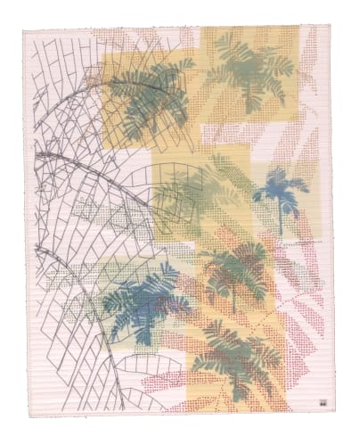 Palm Leaves #02