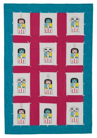 Kachina Baby Quilt