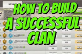 How to Build and Run a Successful Clan in Clash of Clan