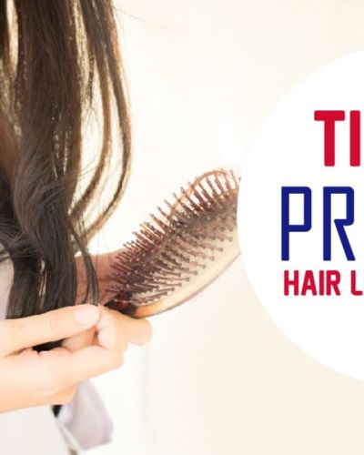 Tips to Prevent Hair Loss in Women