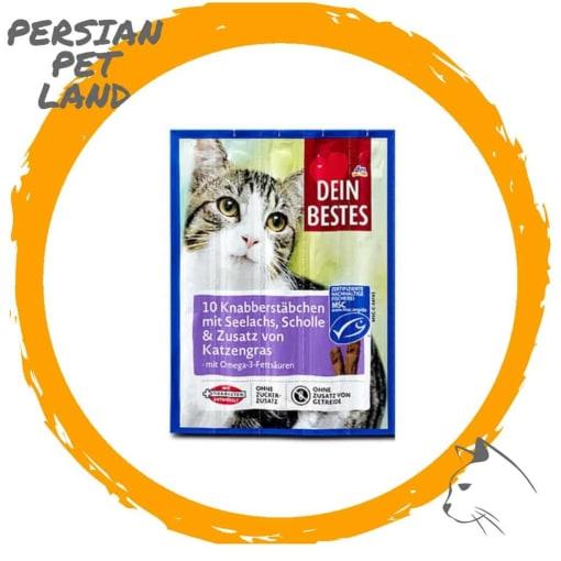 غذای تشویقی مدادی گربه دین بستس