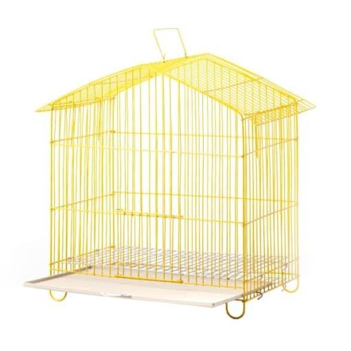 قفس پرنده مدل تاشو کوچک| پرشین پت لند