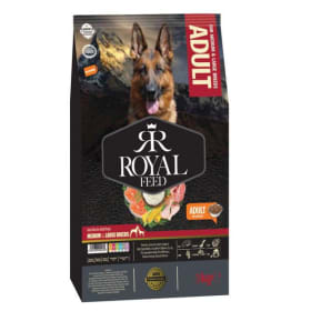 غذای خشک سگ بالغ نژاد متوسط و بزرگ رویال فید وزن 3 کیلوگرم | پرشین پت لند