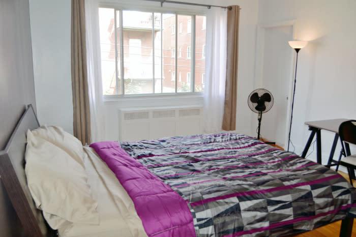 Colocation Montréal chambre hec