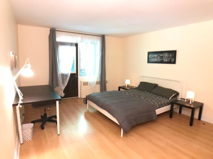 Chambre en colocation Montreal