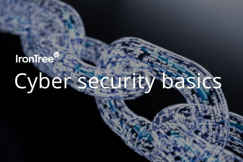 Cyber security basics blog