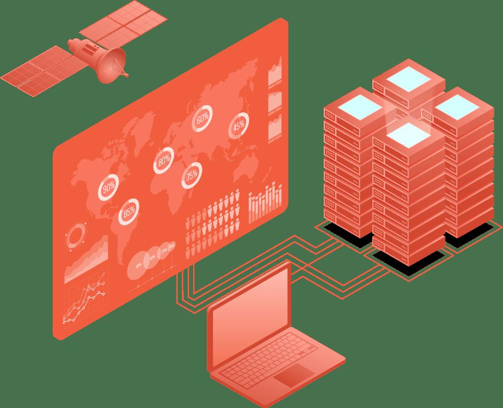 data management illustration