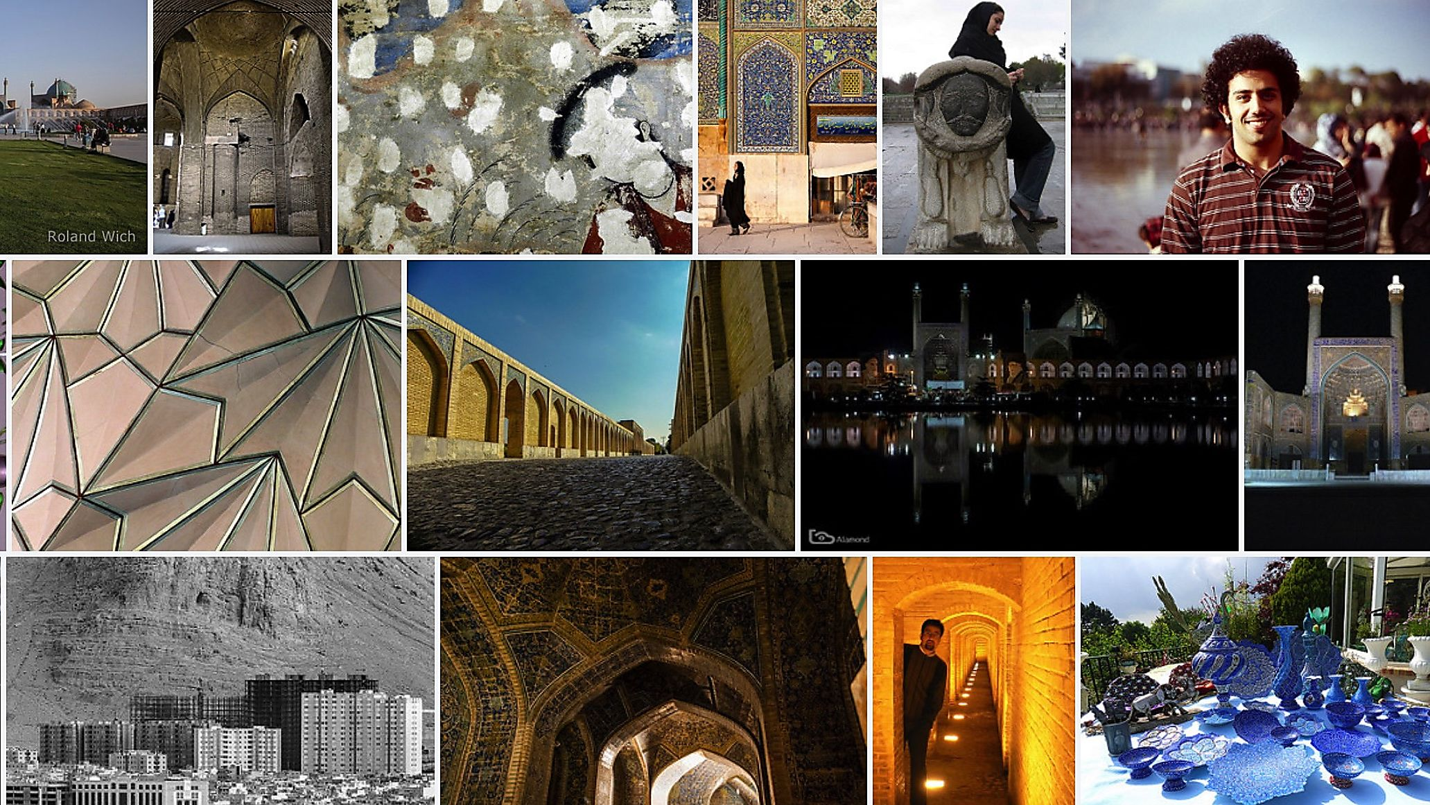 destination at a glance iran