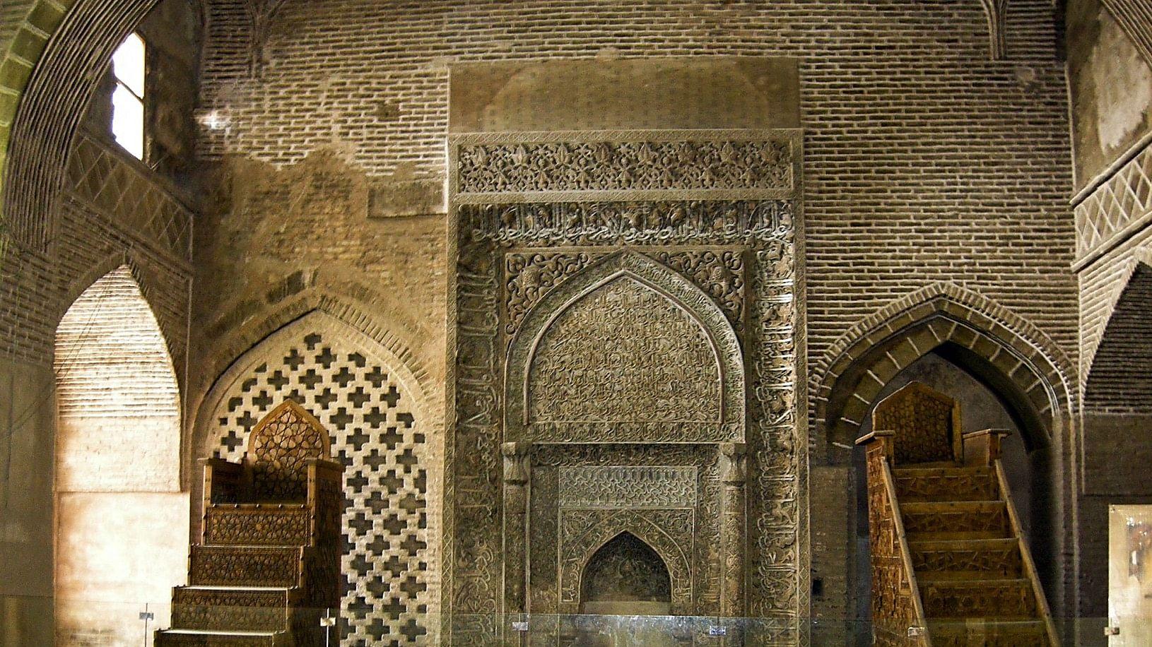 room of sultan uljeitu esfahan