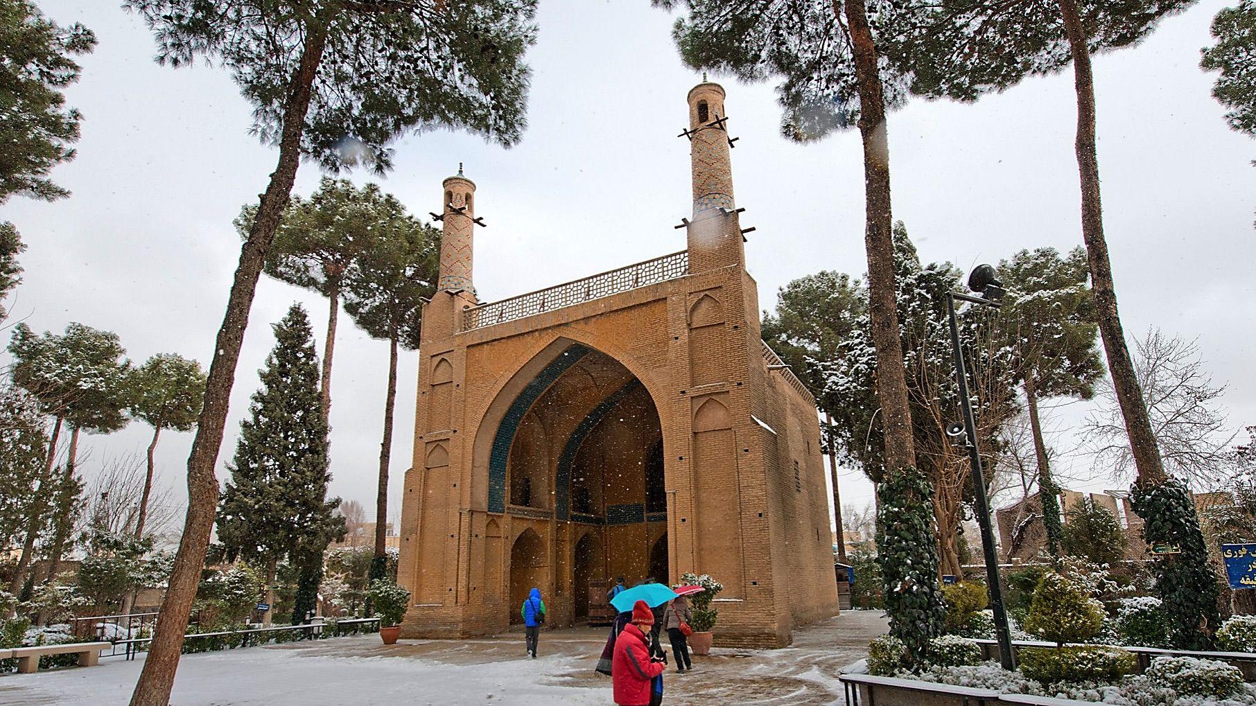 manar jomban esfahan