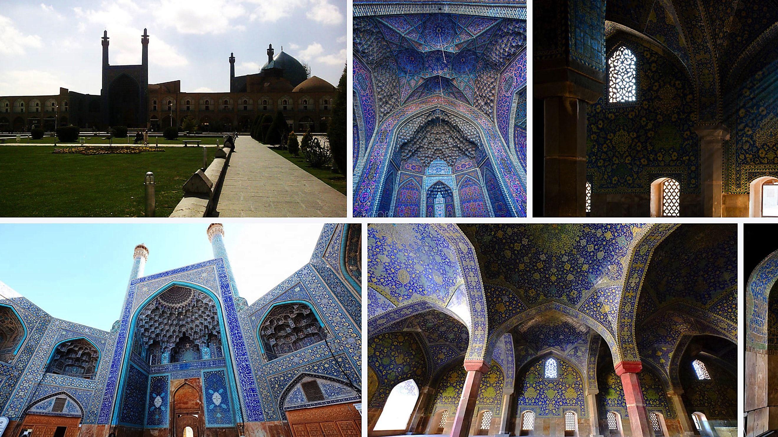 imam mosque esfahan