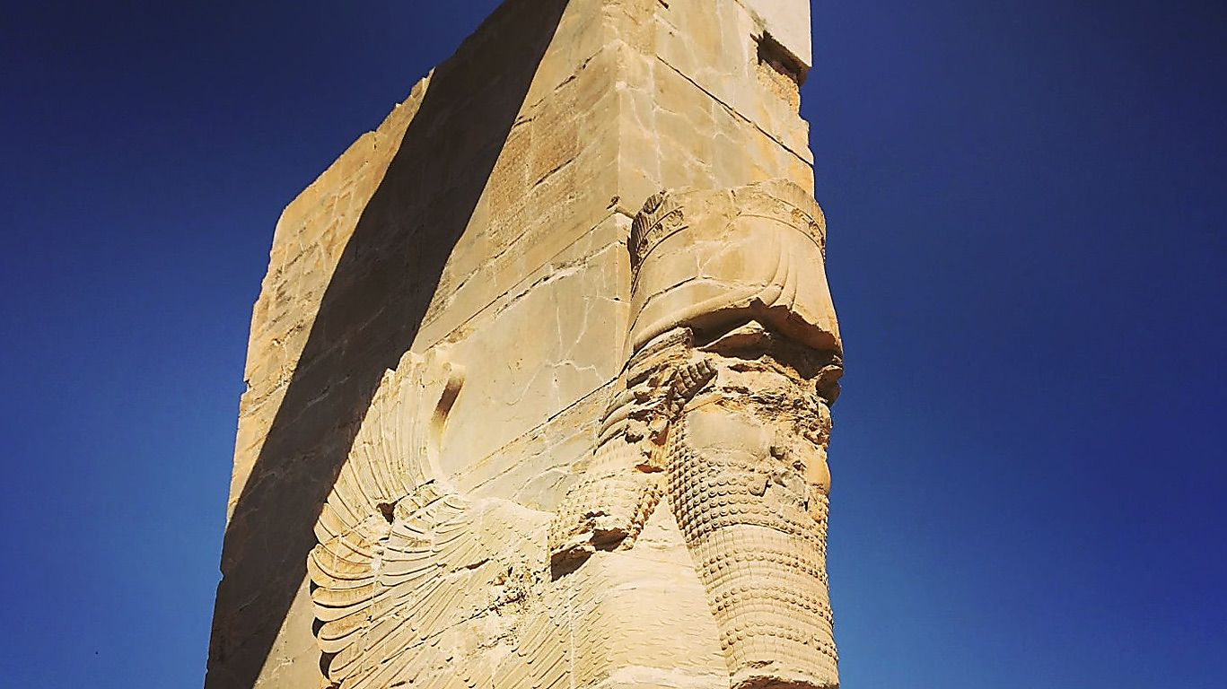 persepolis, gate of the all nation