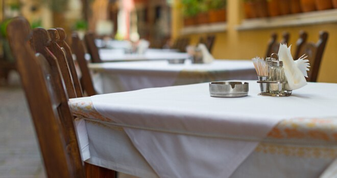 Holiday Restaurant Food Poisoning